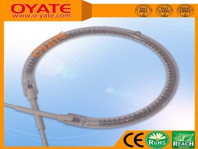 圆形透明卤素加热管(快中波)
