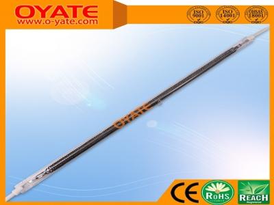 全编织空芯透明碳纤维加热管(中波)