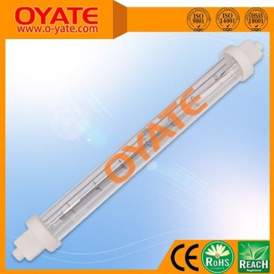 套管透明卤素加热管(短波)
